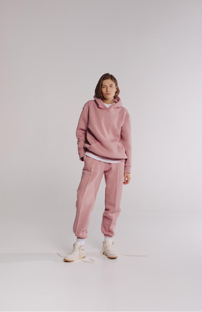 >Набір рожевого кольору з начосом