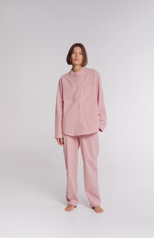 >Набір бавовняний рожевого кольору
