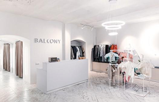 Новий магазин Balcony — простір затишку та комфорту
